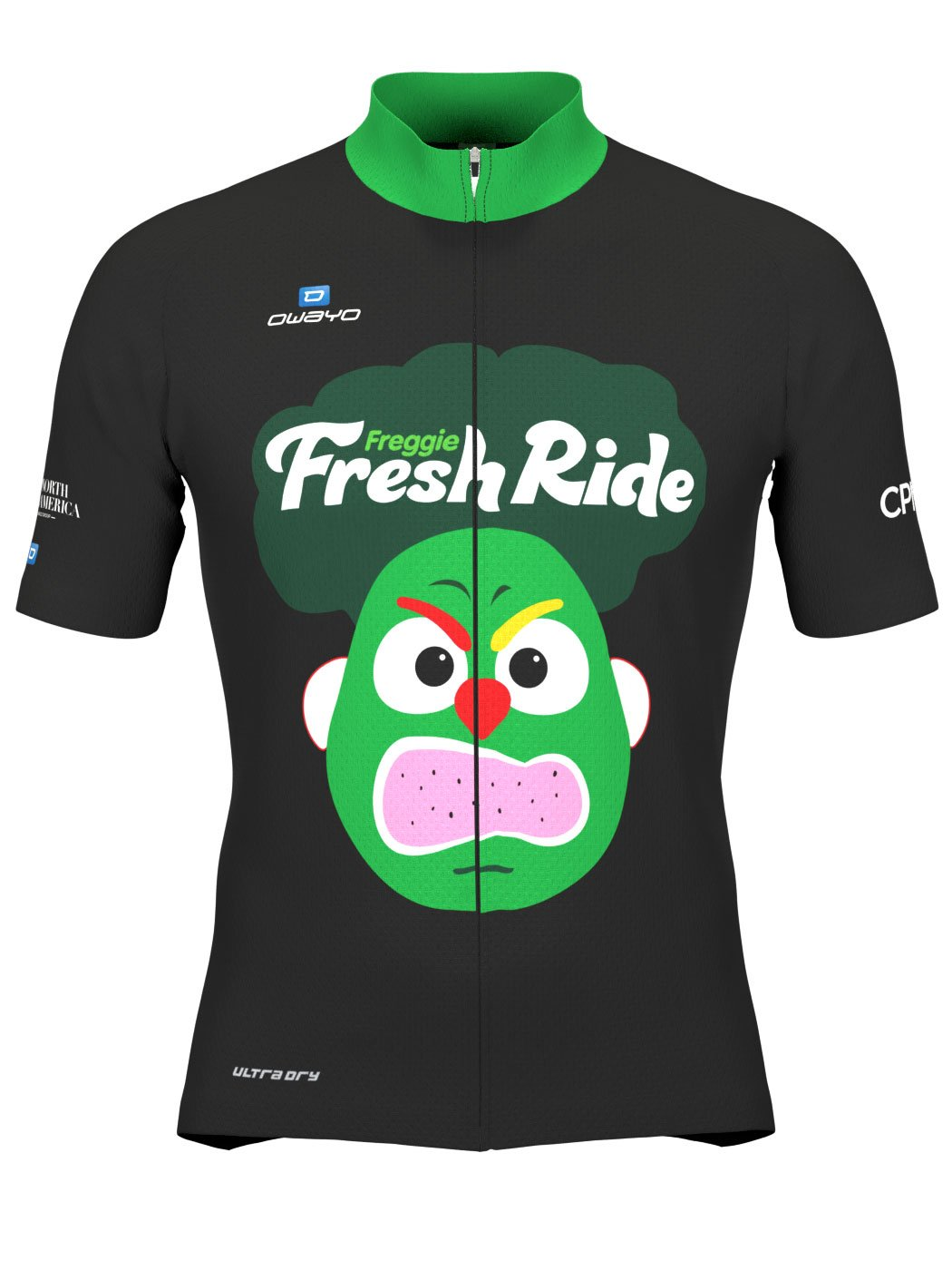 FREGGIE FRESH RIDE 5 JERSEY DESIGN